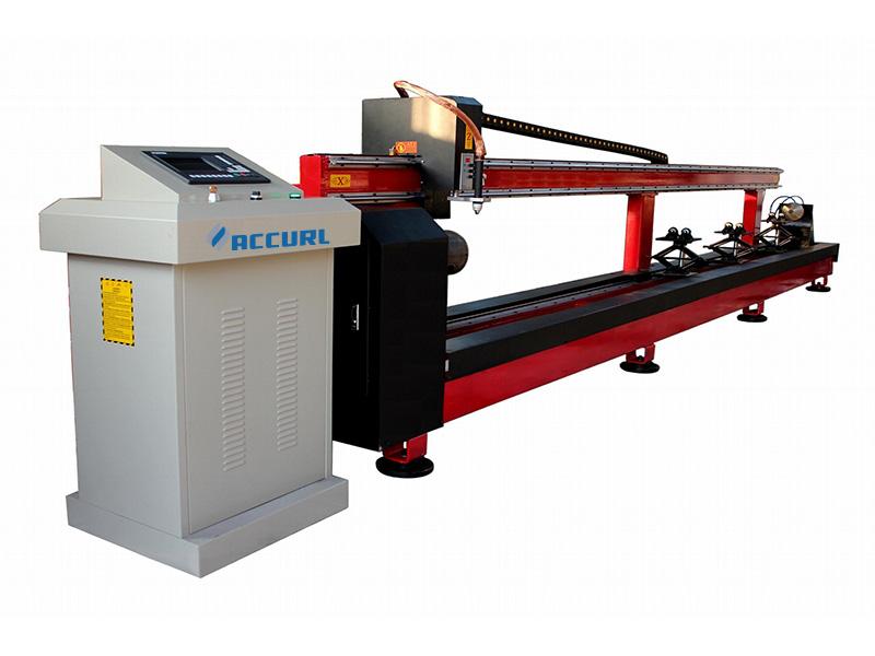 CNC boru profil kəsmə maşını